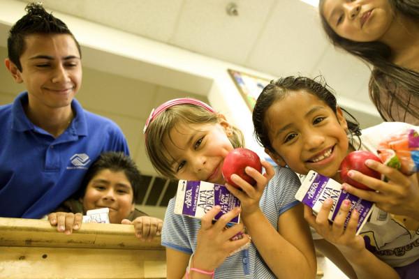SECOND HARVEST FOOD BANK'S SUMMER FOOD PROGRAM FOR CHILDREN